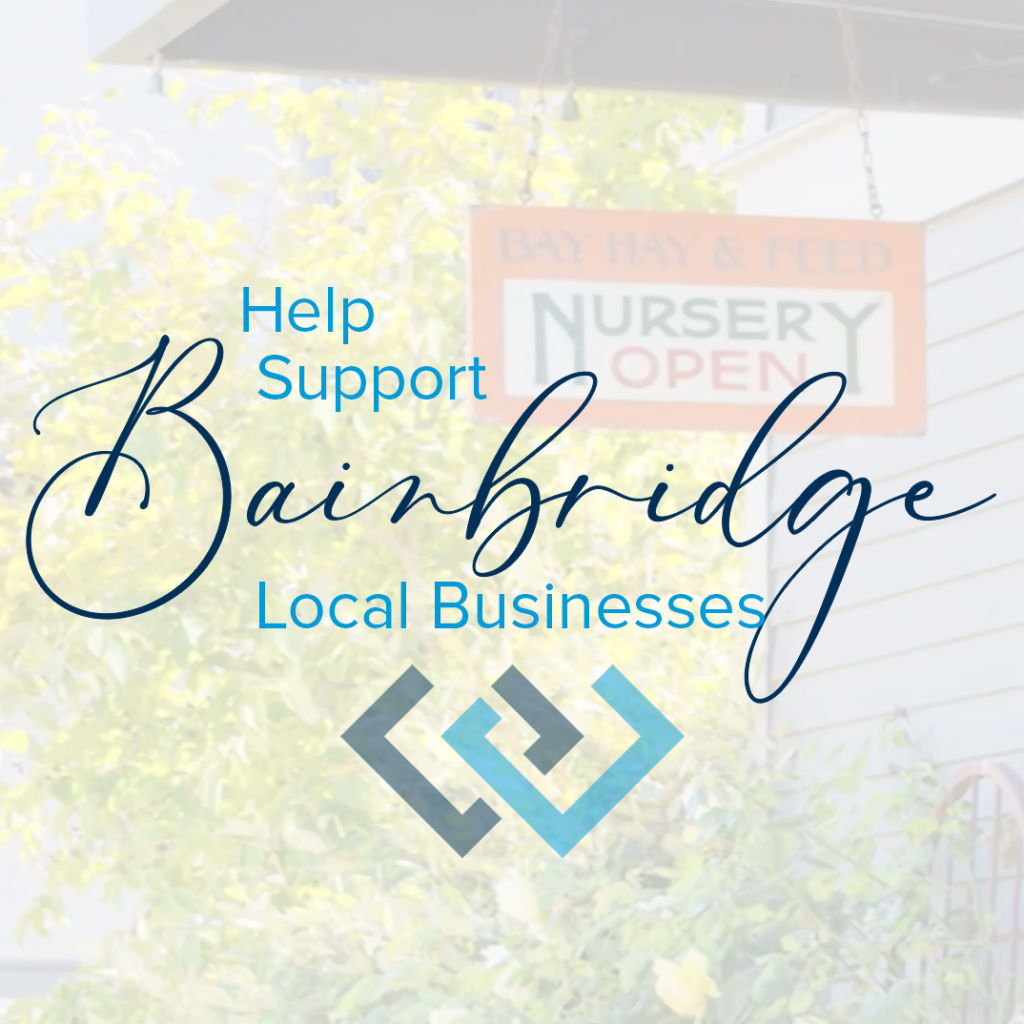 Windermere Supports Bainbridge Businesses