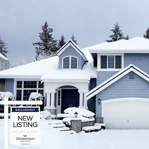sell home winter house for sale