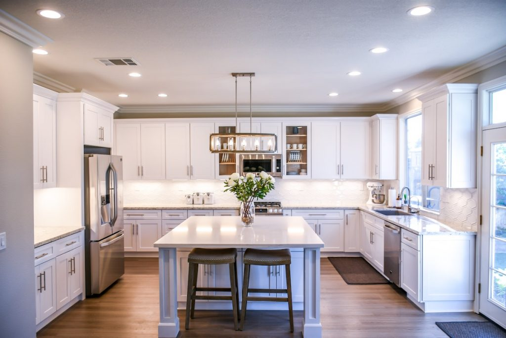 renovated remodeled kitchen