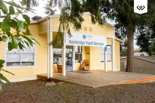 Bainbridge Youth Services building